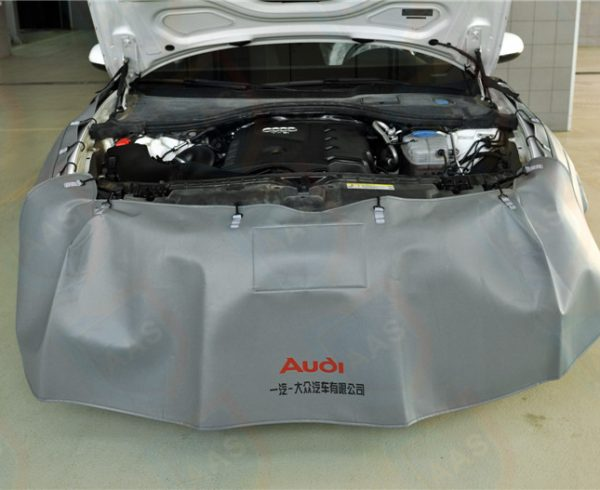 A8 front cover